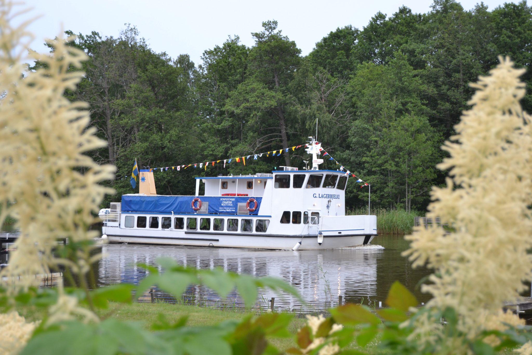 strömsholms kanal båttur